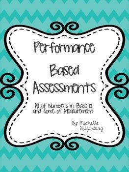 Performance Based Assessments