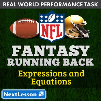 Performance Taks - Expressions & Equations - Fantasy Runni