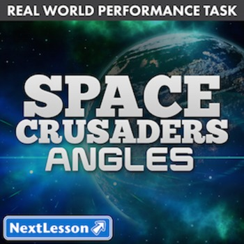 Performance Task - Angles - Space Crusaders