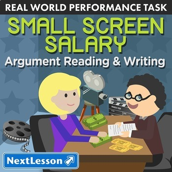 Performance Task – Argument Reading & Writing – Small Scre