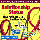 Performance Task - Bivariate Data - Relationship Status: S