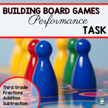 Performance Task - Building Board Games