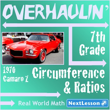 Performance Task - Circumference & Ratios - Overhaulin': 1