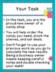 Performance Task - Colorful Candy Shop