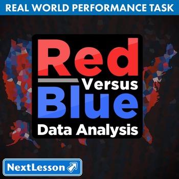 Performance Task – Data Analysis – Red Versus Blue