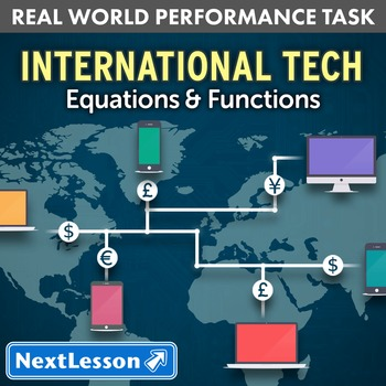 Performance Task – Equations and Functions – International