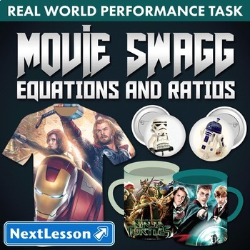 Performance Task – Equations and Ratios – Movie Swagg – Star Wars