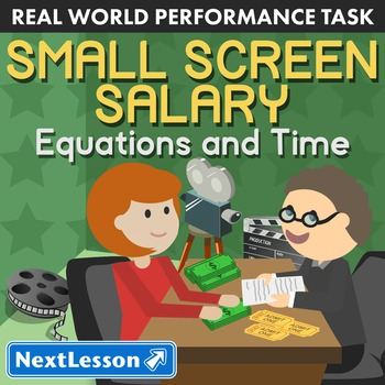 Performance Task – Equivalent Rations Eqns – Small Screen