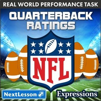 Performance Task - Expressions - Quarterback Ratings: Miam