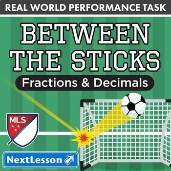 Performance Task - Fractions & Decimals - Between the Stic
