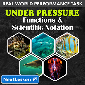 Performance Task – Functions and Scientific Notation – Und