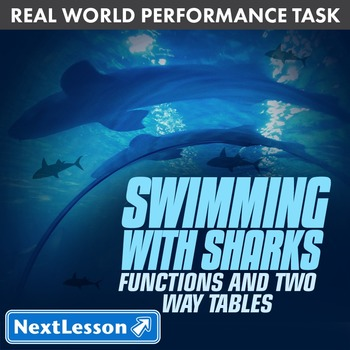 Performance Task – Functions and Two Way Tables – Swimming