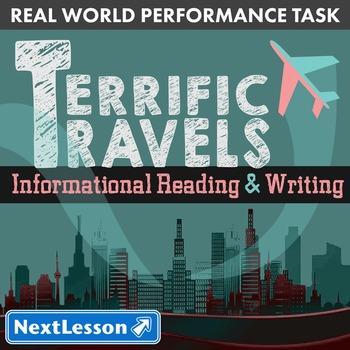Performance Task – Informative Writing – Terrific Travels
