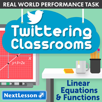 Performance Task - Linear Equations & Functions - Twitteri