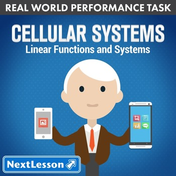 Performance Task – Linear Functions and Systems – Cellular