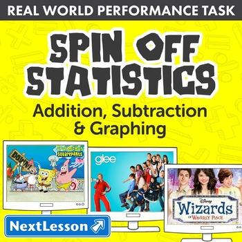 Performance Task – Measure of Center – Spin-off Statistics - Glee