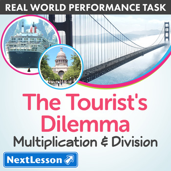 Performance Task - Multiplication and Division - The Touri