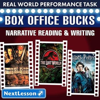 Performance Task – Narrative Reading & Writing – Box Offic