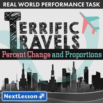 Performance Task – Percent Change & Proportions – Terrific