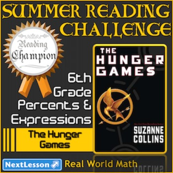 Performance Task - Percent & Expression - Summer Reading C