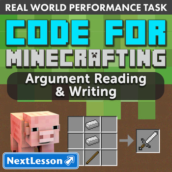 Performance Task – Persuasive Reading & Writing – Code for
