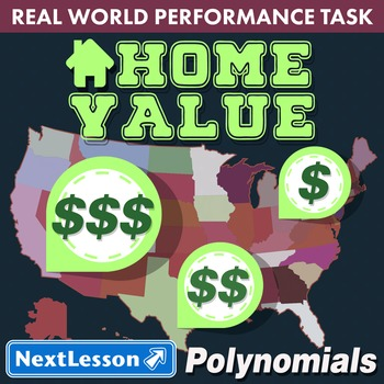 Performance Task – Polynomials – Home Value: Texas