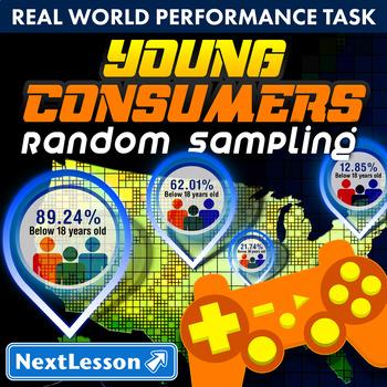 Performance Task - Random Samples - Young Consumers: California