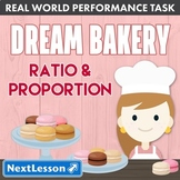 Performance Task – Ratio, Proportion, and Unit Rate – Drea