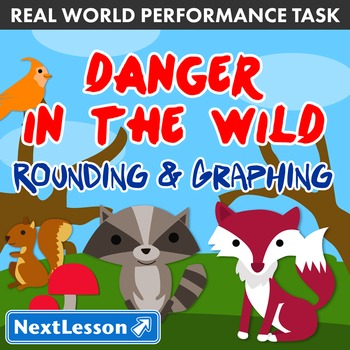 Performance Task - Rounding & Graphing - Danger in the Wil
