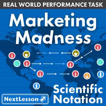 Performance Task – Scientific Notation – Marketing Madness: Soda!