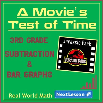 Performance Task – Subtraction & Bar Graphs – A Movie's Te