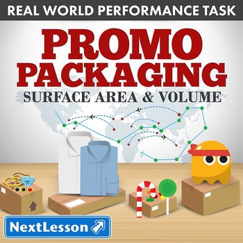 Performance Task – Surface Area and Volume – Promo Packagi