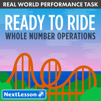 Performance Task - Whole Number Operations - Ready to Ride