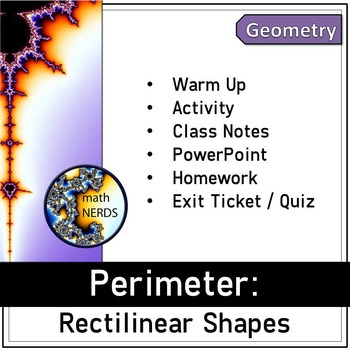 Perimeter: An Activity and Power Point Lesson