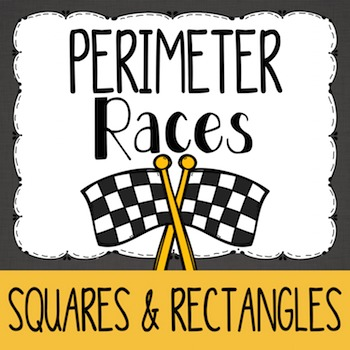 Perimeter {A Math Center Game}