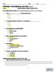 Perimeter, Circumference, Area- HW, Quiz, Exit Tic Graphic