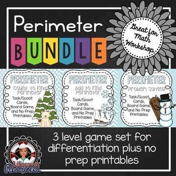 Perimeter 3 Level Game Set and Printables