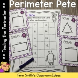Perimeter Task Cards and Printables