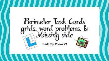 Perimeter Task Cards