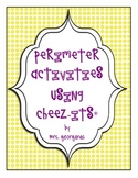 Perimeter {and Area} Activity Using Cheez-Its®