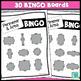Perimeter and Area BINGO & Task Cards