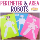 Area and Perimeter Robot - Differentiated
