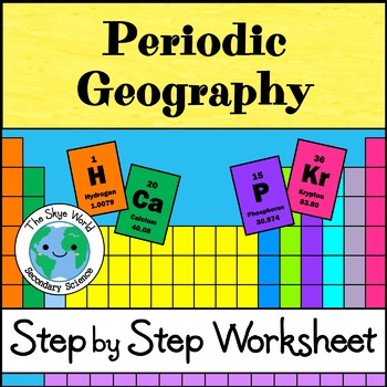 Periodic Geography