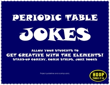 Periodic Table Jokes Project