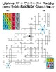 Periodic Table (3 Puzzles) - Chemical Symbols, Atomic Numb