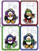 Perky Penguins Alphabet Trace Flip Book