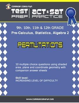 Permutations - CST ACT SAT Test Prep & Practice