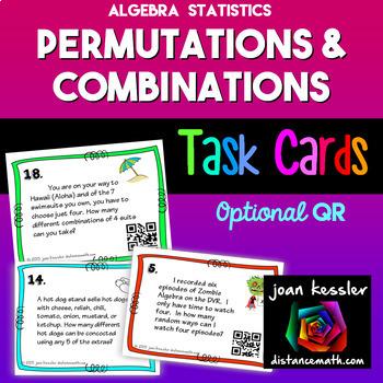 Algebra Permutations and Combinations