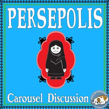 Persepolis Pre-reading Carousel Discussion