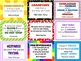 """Perseverance """"Thought for the Day"""" Character Education Posters"""